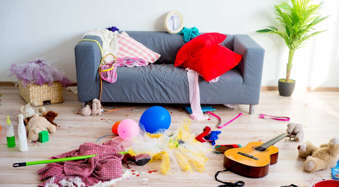 Simple Tips for Clearing Clutter